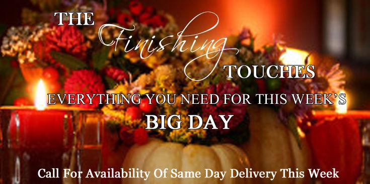 Allen's Flowers & Plants Thanksgiving Flowers, Thanksgiving Centerpieces, San Diego Florist Thanksgiving Flowers.