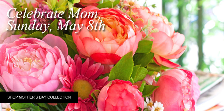 Allen's Flowers & Plants offers a beautiful  selection of Mother's Day Gifts, Flower Arrangements, Gourmet Gift Baskets, and both Flowering and Green Plants. We provide same day delivery in San Diego and all surrounding communities.