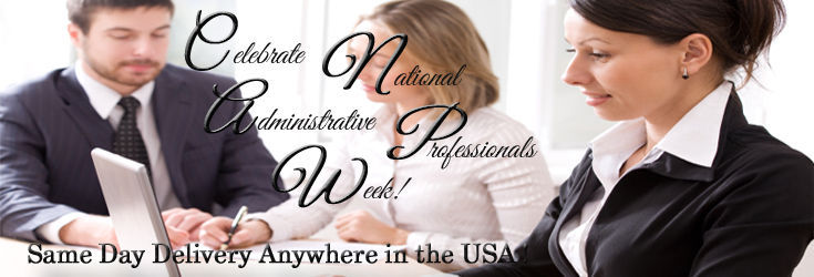 National Administrative Professionals Week