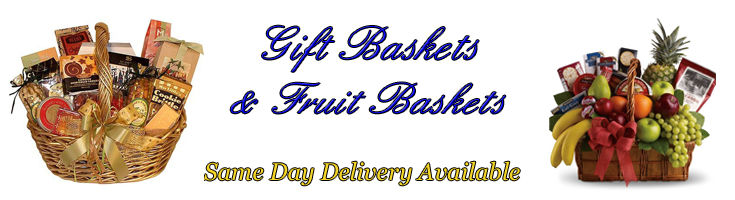 Gourmet Fruit Baskets